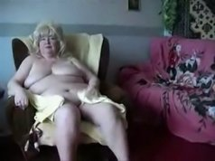 Fat and chubby porn mother is smashing the young and naïve bloke
