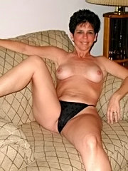 Chubby mature massaging with oil amateur's pregnant belly and tits