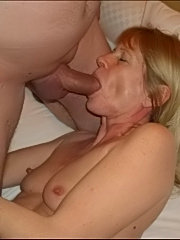 Big black mommy getting ass fucked by two cocks