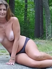 Horny blonde amateur w/ big tits blowjob sex action &amp; cumshot