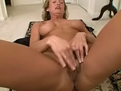 Hungry latin milf gets ass savagely rammed