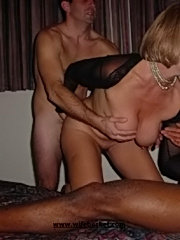 Amateur wives getting fucked