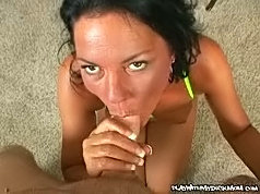 Hot tight mature mom gets a taste of hard young cock inside her ass