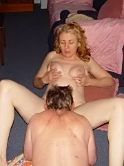 Dirty wives really love home porno