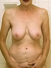 Mature blonde busty old holding tits assfucked boy
