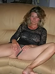 Busty mature titty-banged and ass-licked