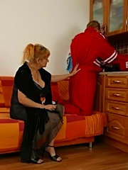 Two horny black bustards fuck white boy's ass and give him a mouthful of cum