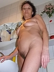 Huge fat old mature granny bbw chubby ass fucking