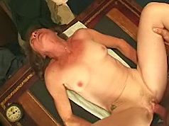 Older mom getting her ass cock-stuffed