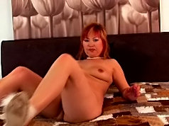 Mature asian mom fucked by younger boy