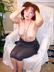 Massive tits mature lady eat his cum