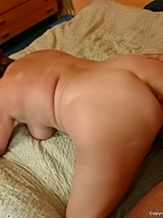 Mature blonde milf with huge tits is giving a good fuck lesson to a young stud. her pussy is so wet, and her mouth is so hungry... see her in action.
