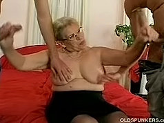 Old granny whore