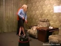 Lucky young dick gets his love rod shoved balls deep into milf pussy