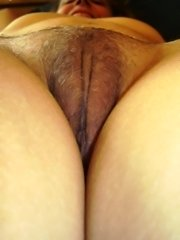 Ugly hairy mom gets assfucked