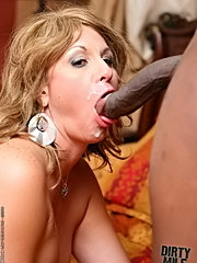 Dirty milf secretary gets a raise