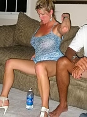 Horny amateur mature lady shows pussy before getting hardcore anal fucked