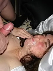 Sexy milf wives love blowjobs